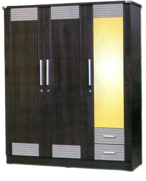 Desain Lemari Pakaian Minimalis - Jual Furniture ...