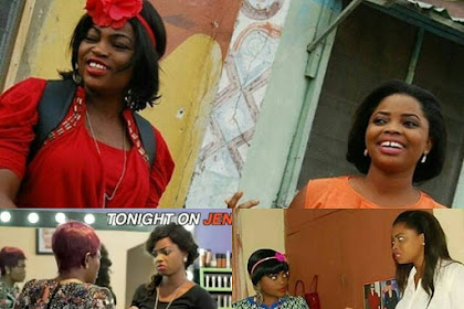 BREAKING:Funke Akindele-Bello and her Jenifa Dairies' top co-star, Olayode 'Toyo baby' Juliana, part ways
