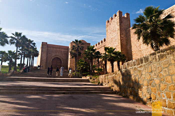 Rabat Three Day Itinerary Kasbah of the Oudayas