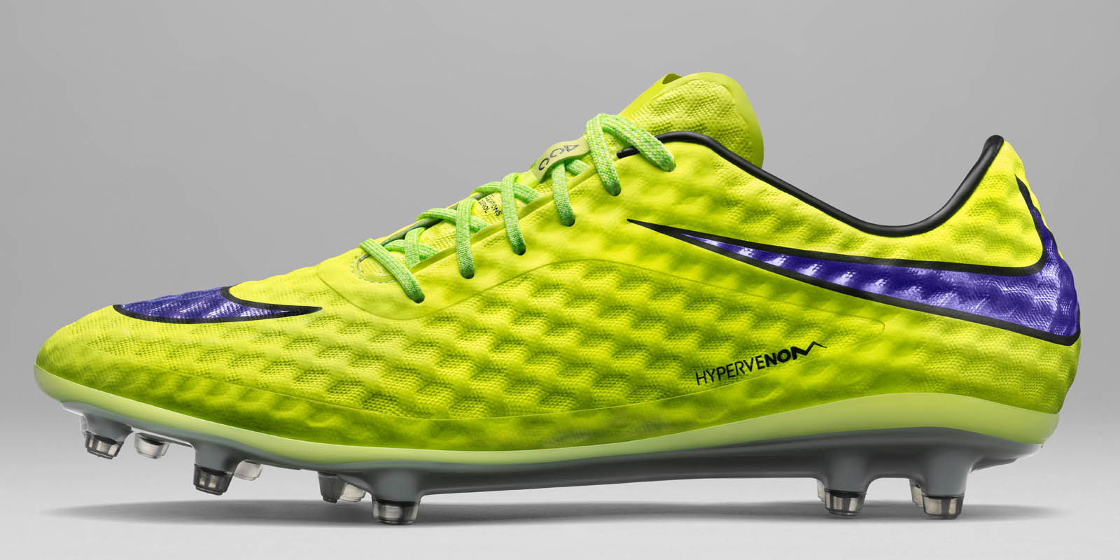 Nike Green Speed Soccer Shoes