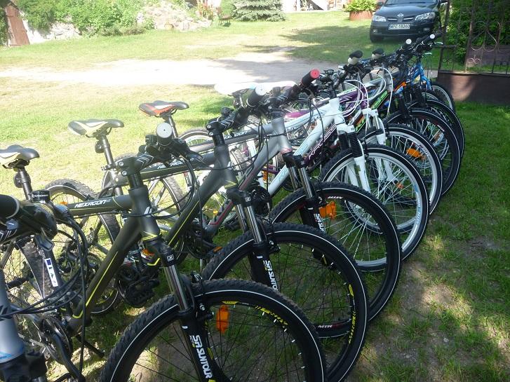 Wypożyczalnia rowerów z dowozem na terenie Suwałk, Sejn, Suwalszczyzny, Sejneńszczyzny Dolinie Rospudy i Czarnej Hańczy