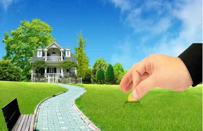 investasi tanah dengan modal kecil