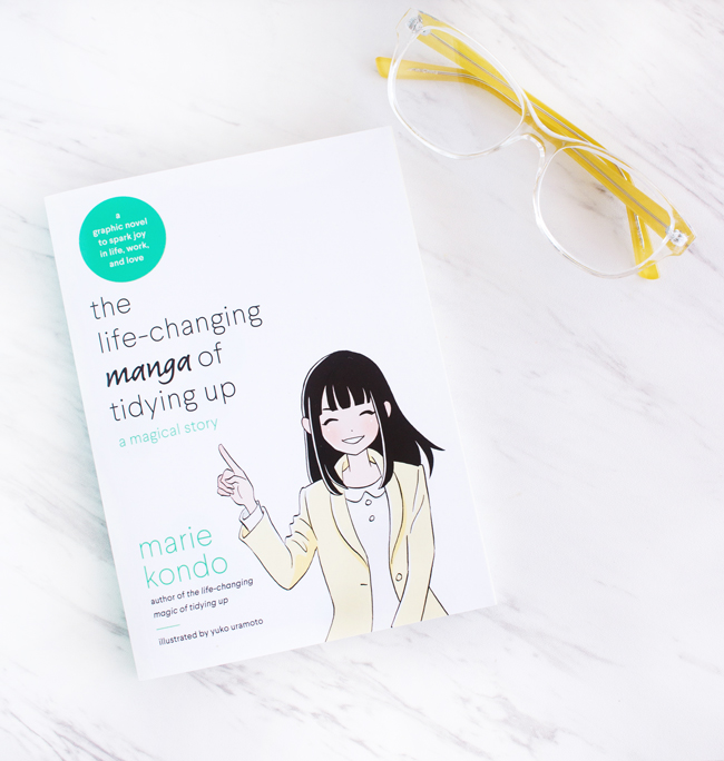 The Life-Changing Manga of Tidying Up: A Magical Story Review, The Life-Changing Magic of Tidying Up: the Japanese Art of Decluttering and Organizing,