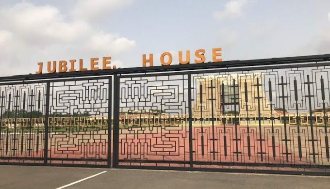 Flagstaff House renamed Jubilee House on Akufo-Addo's birthday