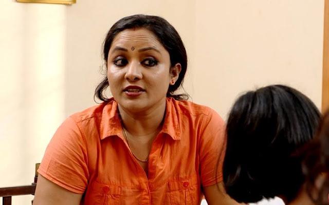 Nisha Sarangh- Uppum mulakum actress