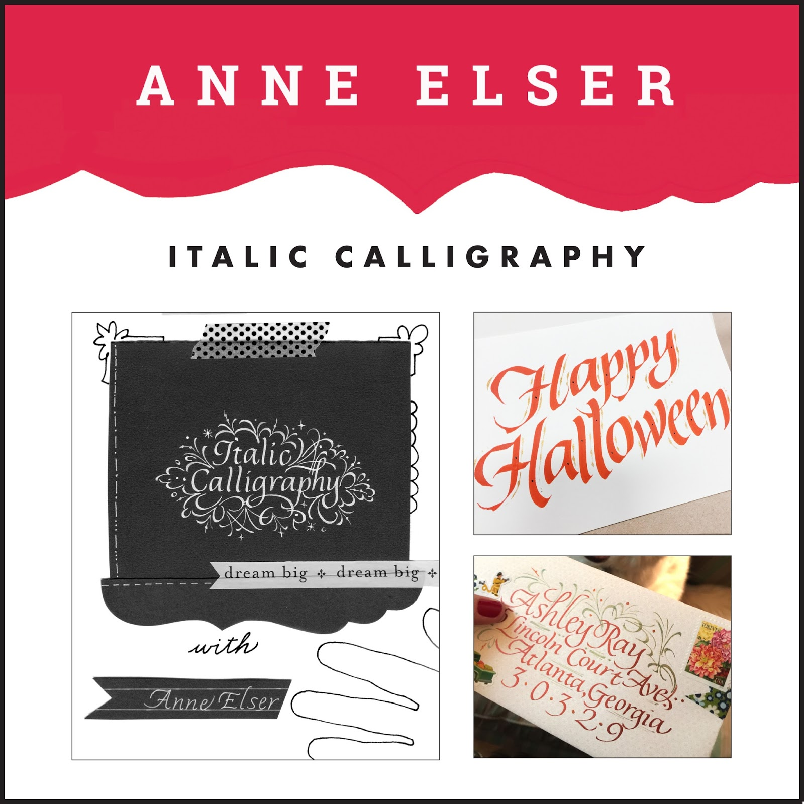 Anne elser anne elser 2017 class workshop offerings Anne elser calligraphy
