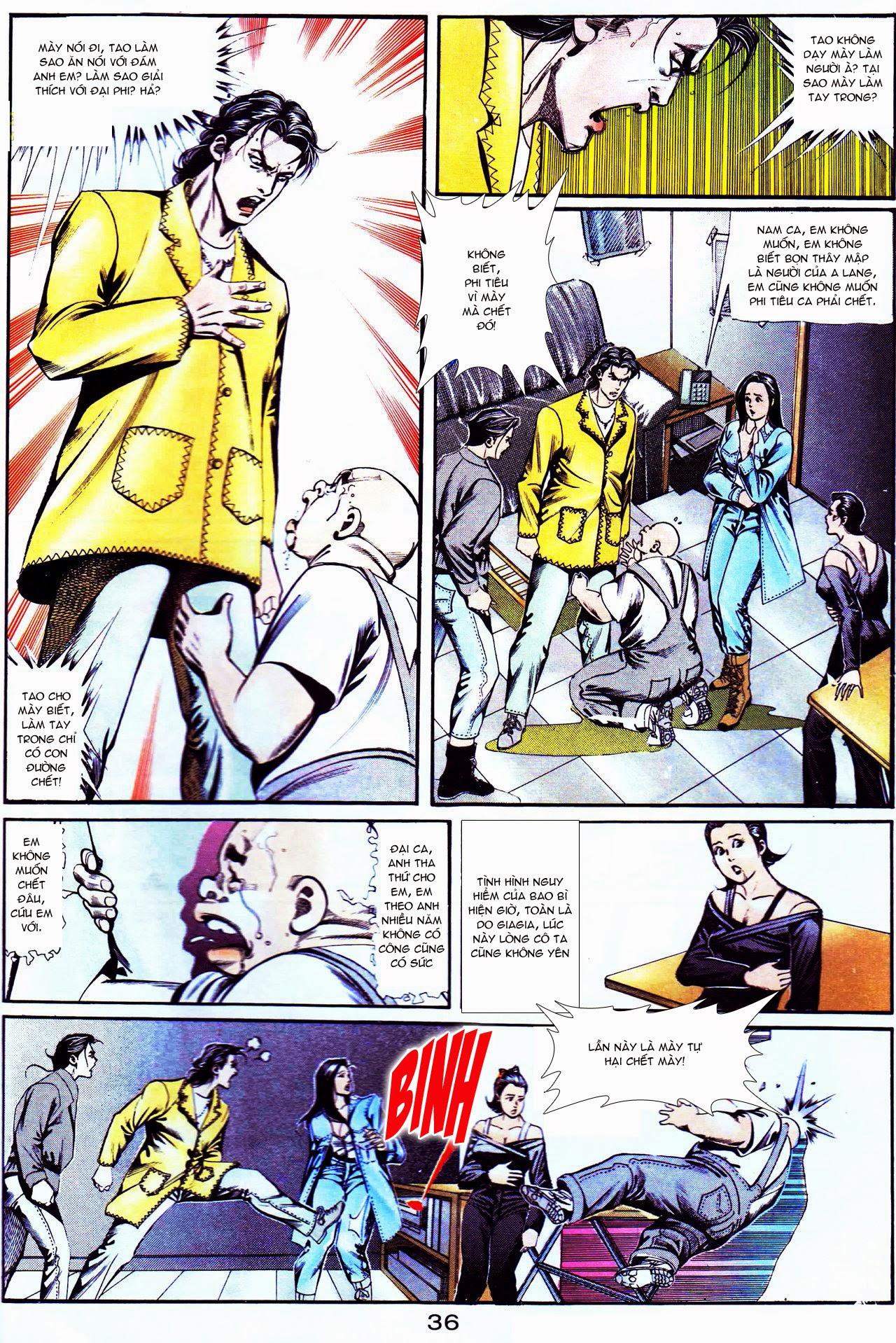 Người Trong Giang Hồ chapter 112: nhân sinh trang 7