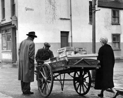 Letton Fish Cart