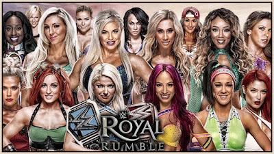 Women Rumble Stephanie McMahon Raw Smackdown 2018