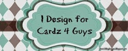 Cardz 4 Guyz Design Team Member