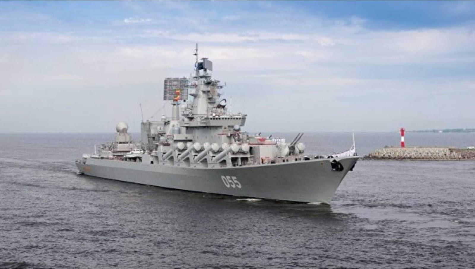 Rusia tidak akan mengijinkan NATO dan Ukraina berlatih di Laut Azov