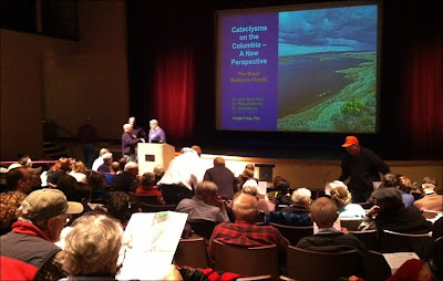 Dr. Scott Burns Ice Age Floods. Cataclysms on the Columbia: The Great Missoula Floods.