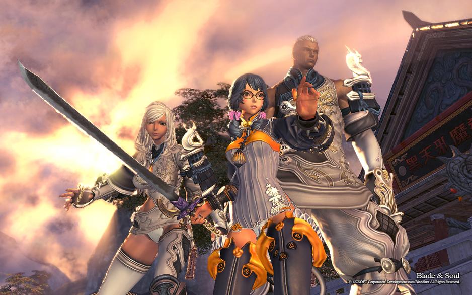 Blade And Soul Wallpaper: Blade And Soul Wallpaper, Screenshot Game