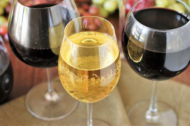 Three Wine Glasses Image