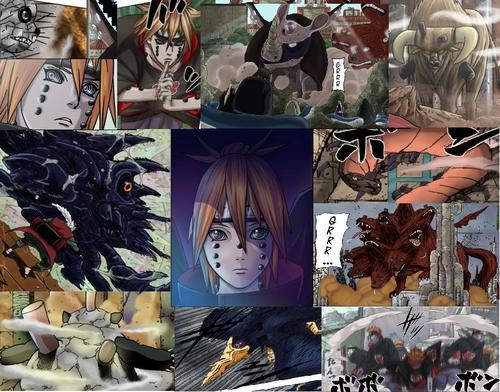 Narutopedia Zone: Chikushodo / Animal Path