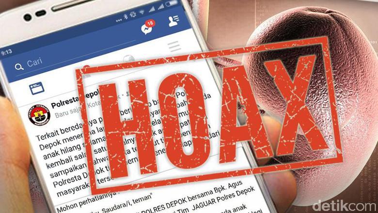 Pelaku Hoax 7 Kontainer Surat Suara Tercoblos diciduk Polisi