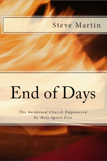End of Days - The Awakened Church Empowered by Holy Spirit Fire