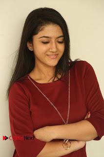 Shriya Sharma Pictures at Nirmala convent Movie Pressmeet  0013.JPG