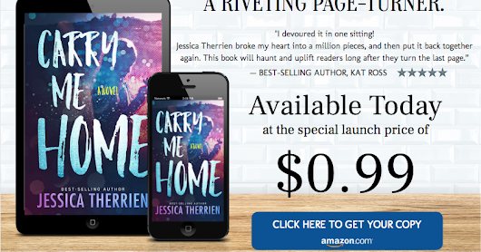 Back To School Bundle with Carry Me Home, author Jessica Therrien