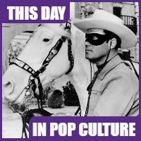 The Lone Ranger was unmasked on September 1, 1979.