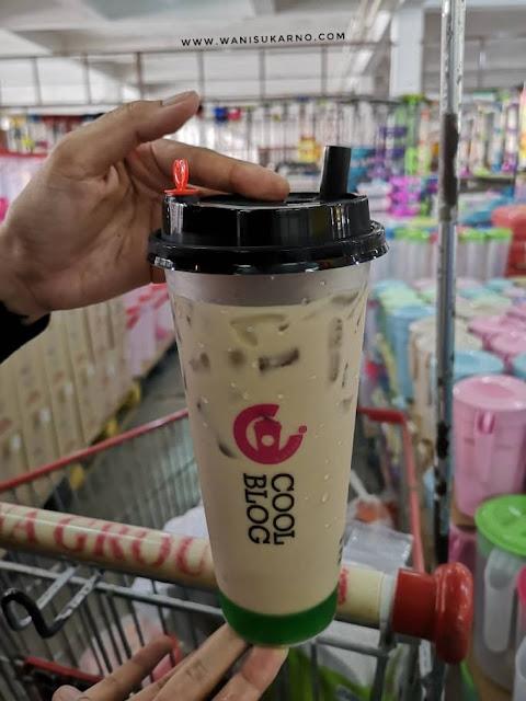 Perisa Flavoured Milk Tea Dari Cool Blog  Sangat Sedap, Patut Cuba