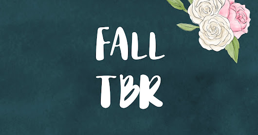 Books I Want to Read This Fall | 2017 TBR