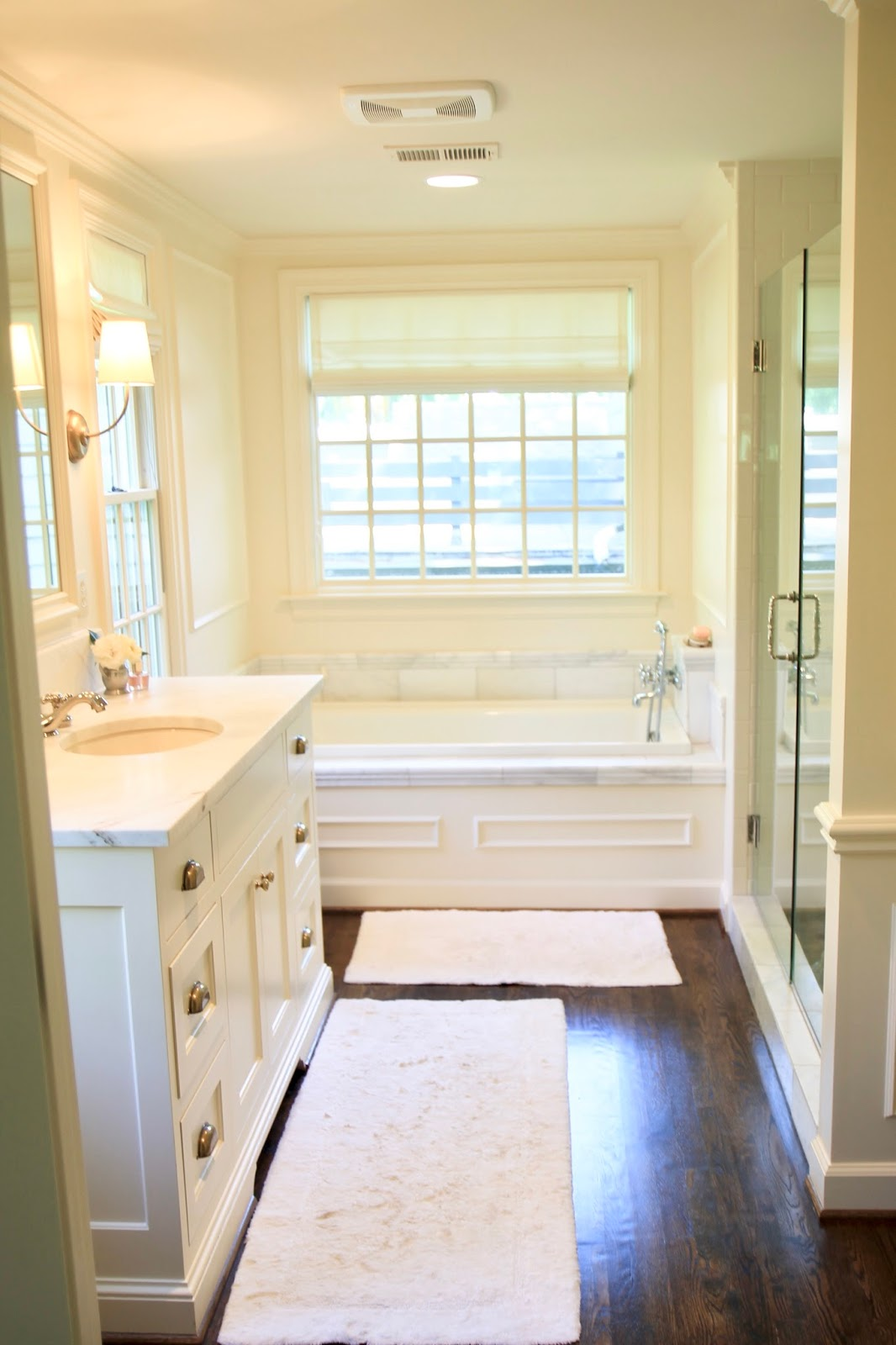 Jenny Steffens Hobick Our Master Bathroom