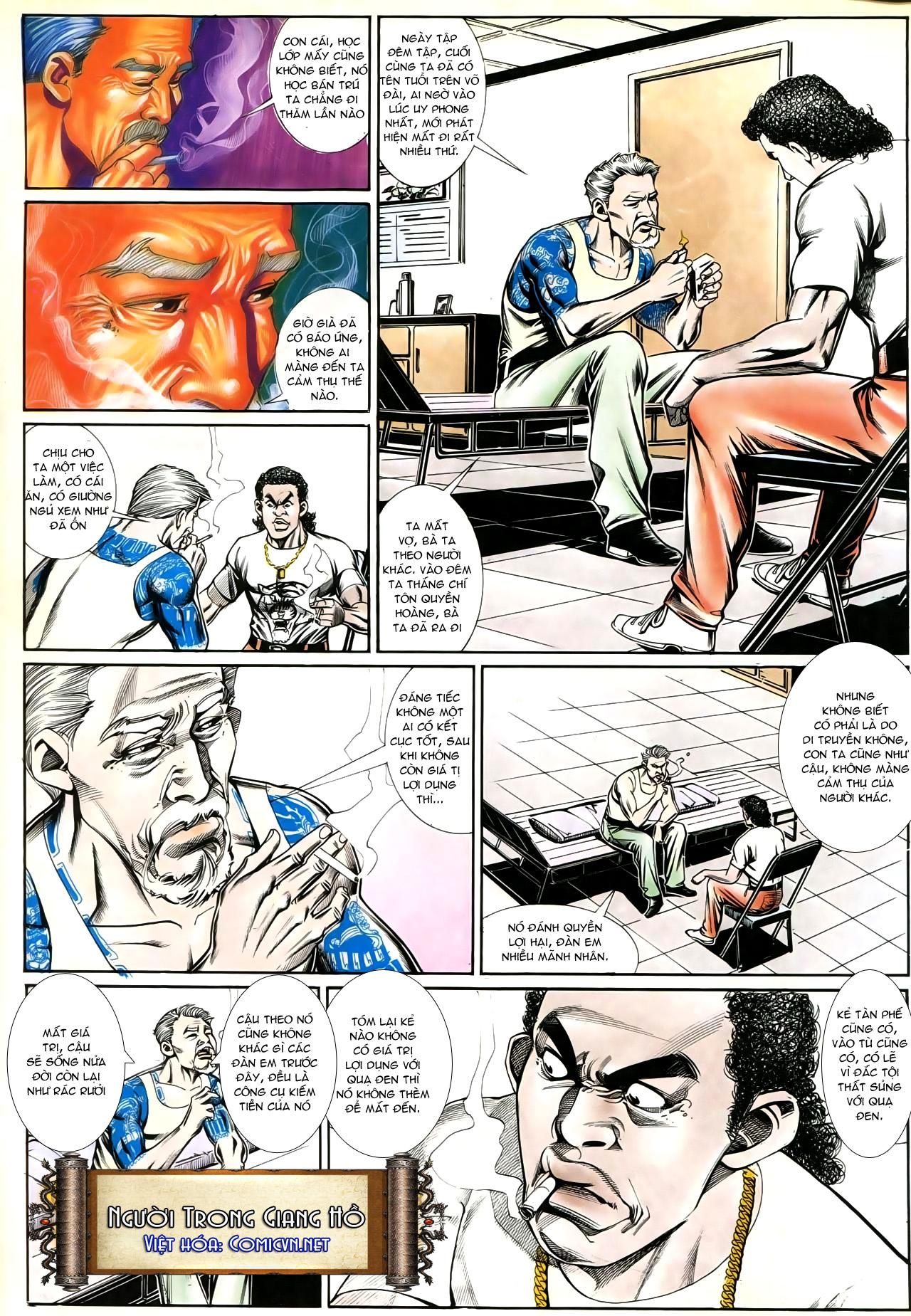 Người Trong Giang Hồ chapter 192: bá khí trúc liên bang trang 14
