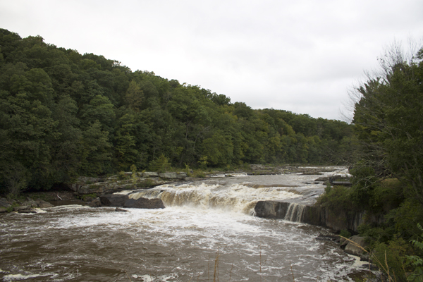 Pennsylvania Camping Destinations, Ohiopyle State Park, Waterfalls, Where to See Waterfalls