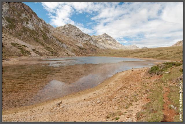 Lago Cerveriz, Parque Natural de Somiedo