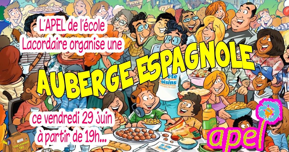 Auberge Espagnole Unterricht