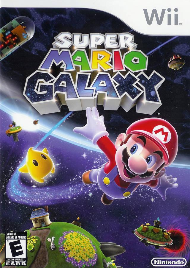 Juegos Para Wii 2018 Mega Wbfs Super Mario Galaxy Wii