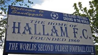 Hallam FC (4 September 1860) Klub Tertua di Dunia