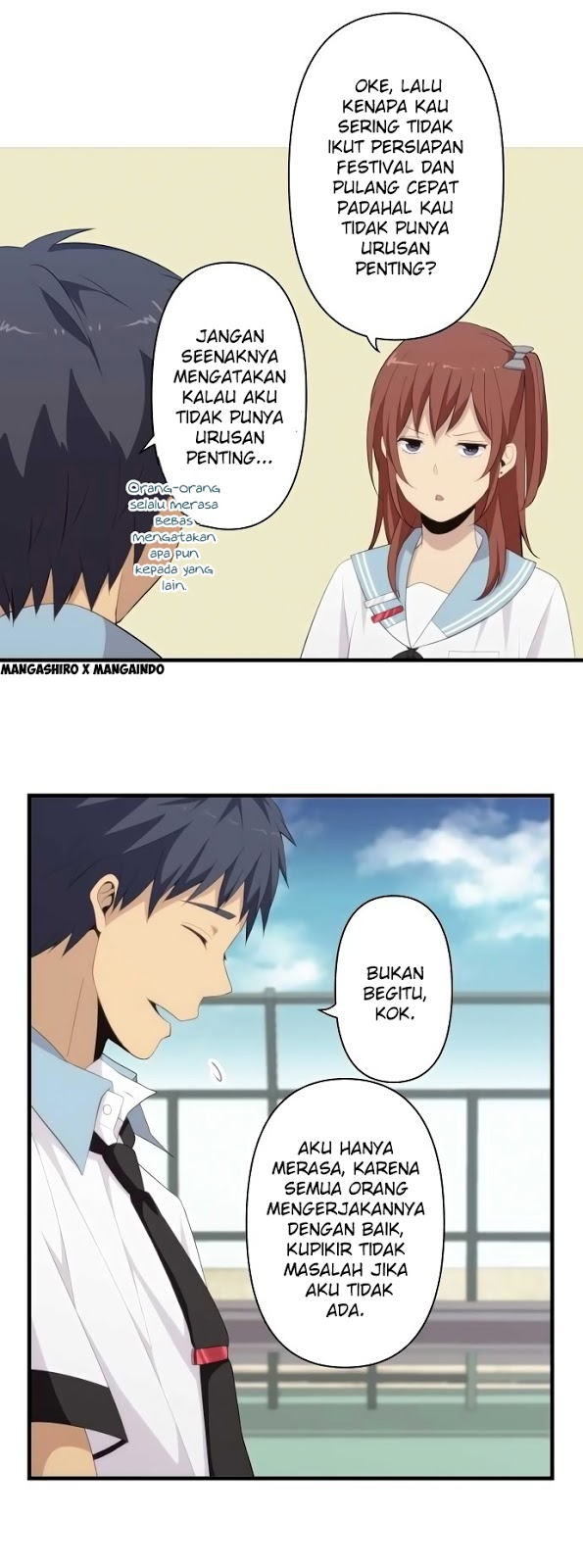 ReLIFE Chapter 145-6