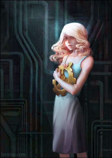 Auri por Lyraina