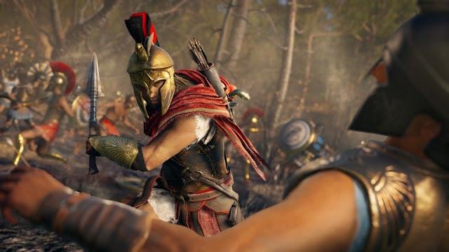 لعبة Assassin's Creed Odyssey تحصل على عرض من 10 دقائق لطريقة اللعب و نظرة أعمق للعبة من هنا ..