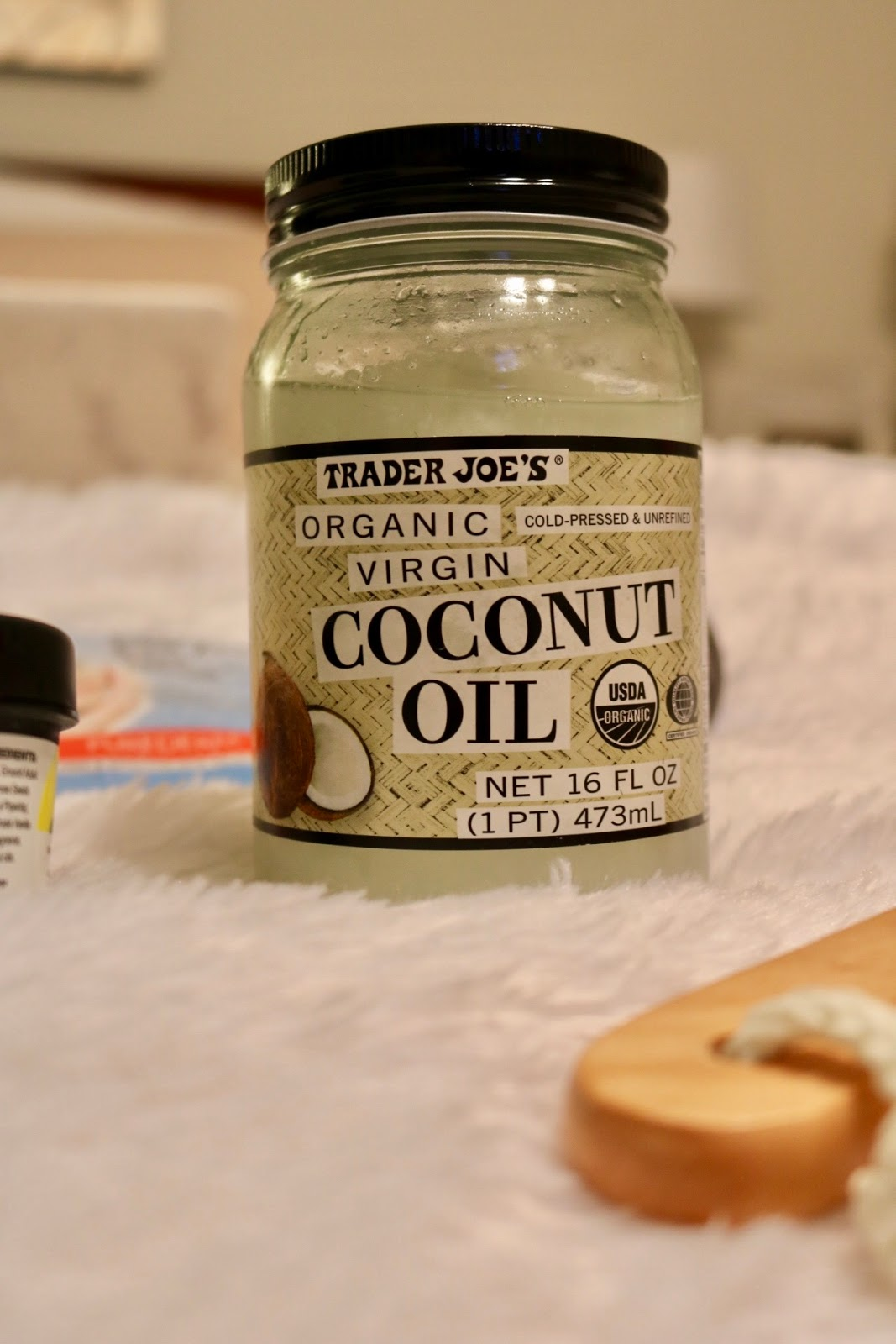 coconut oil for body