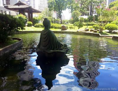 Praça do Japão de Curitiba