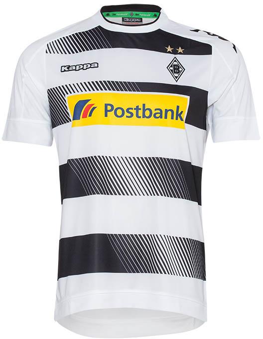 Borussia Mönchengladbach 16-17 Kit Released - Footy Headlines