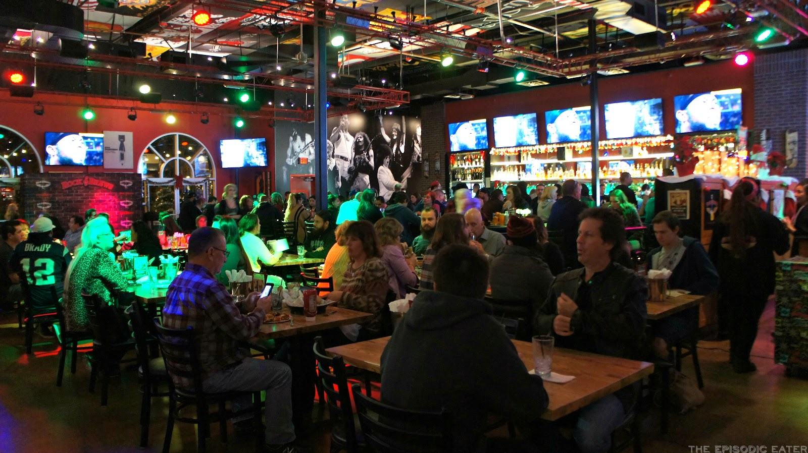 Rock & Brews (Rancho Cucamonga, CA) on The Episodic Eater