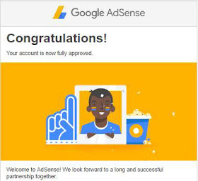 AdSense approved image