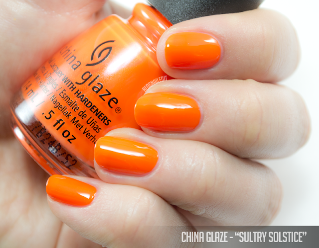 China Glaze - Sultry Solstice