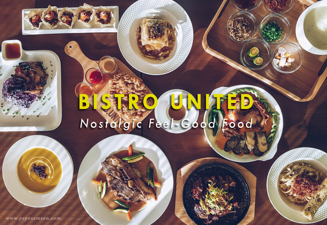 Nostalgic Feel-Good Food at Bistro United in Kapitolyo