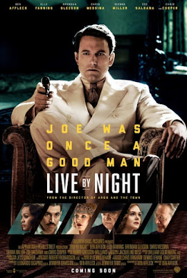 Live By Night 2016 DVD Custom NTSC Latino V3