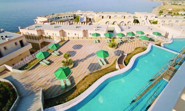Mitsis Family Village Beach Hotel - All Inclusive