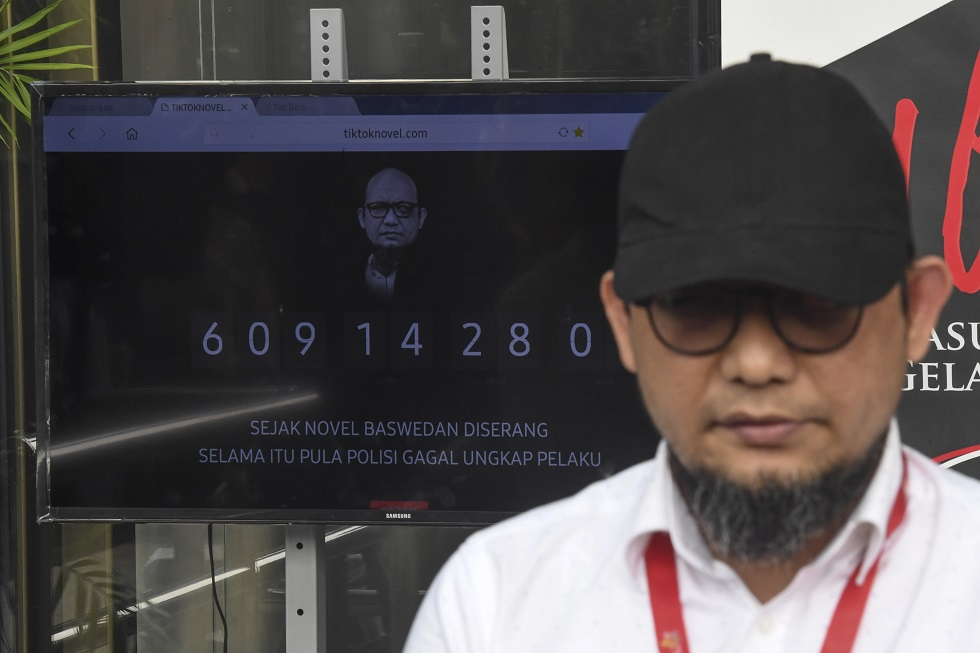 Jika Menang, Ini Usaha Prabowo Tuntaskan Kasus Novel