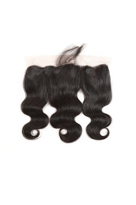13X4 BODY VIRGIN HAIR LACE FRONTAL