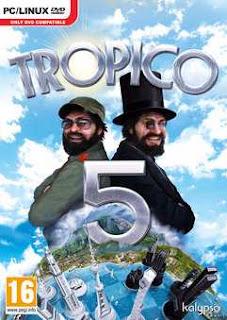 Tải Game Tropico 5 Việt hóa