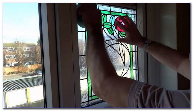 How To Remove Gallery GLASS WINDOW Color