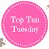 Top Ten Tuesday: Favourite TV Shows